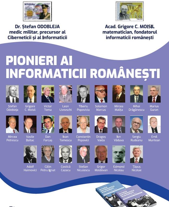 Savantul Ștefan Odobleja inclus în istoria informaticii românești