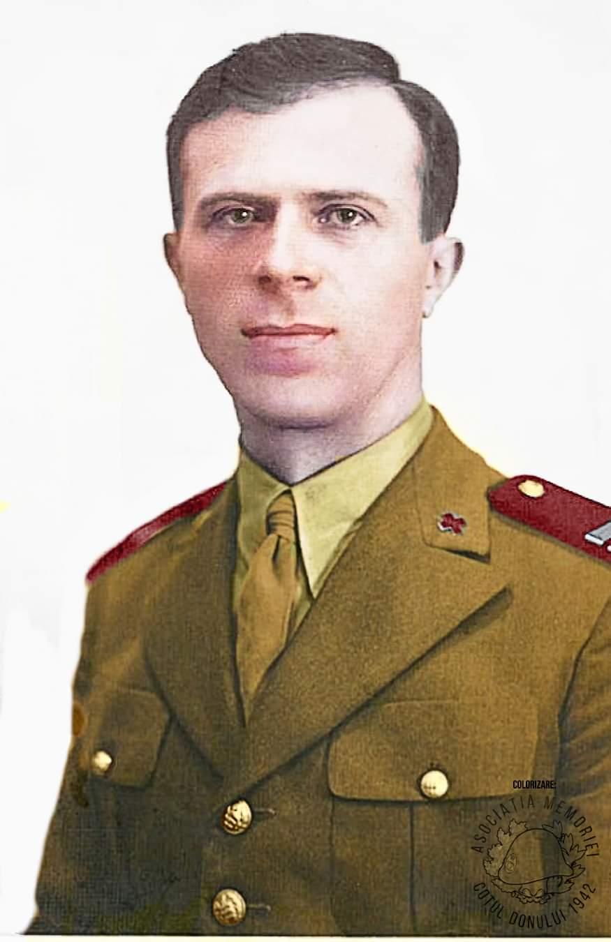 Autobiografie: Memorii de război privind luptele de la Stalingrad și Cotul Donului (frontul de est, URSS, 1941-1942)